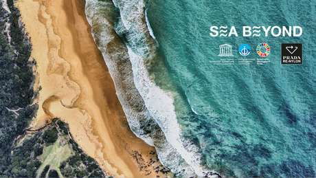 Sea Beyond é um projeto da Prada e da Unesco para conscientizar jovens sobre proteção aos mares