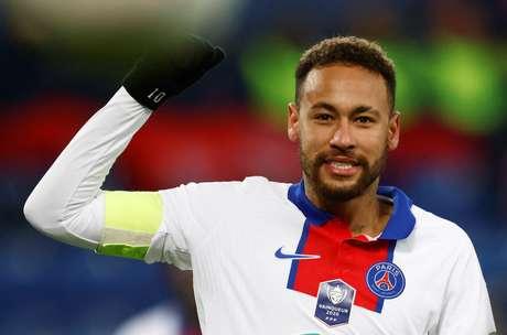 Neymar em jogo recente REUTERS/Stephane Mahe