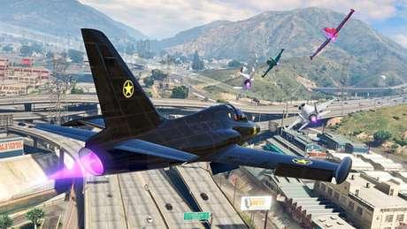 Que tal arriscar corridas aéreas emocionantes?