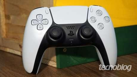 DualSense do PlayStation 5