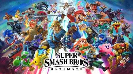 Como jogar Super Smash Bros. Ultimate