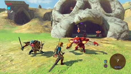 Como jogar The Legend of Zelda: Breath of the Wild