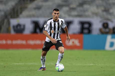 Junior Alonso comenta sobre possível chegada de Nacho Fernandéz (Foto: Divulgação/Atlético-MG)