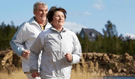 Estudo mostra que corrida reduz os efeitos do envelhecimento