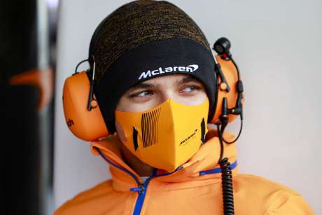 Lando Norris opinou sobre a saída do colega Alexander Albon do grid da F1