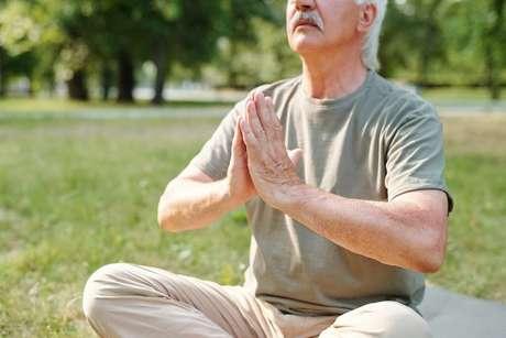 yoga para homens