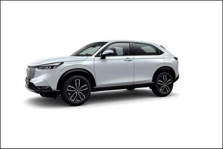 Novo Honda HR-V: sistema híbrido vem aí.