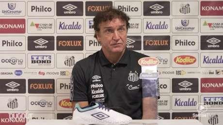 Em fim de contrato no Santos, Cuca é um dos cotados para dirigir o Galo, mas sofre rejeição do torcedor por um caso de violência sexual contra uma menor de 13 anos-(Reprodução/Dugout)