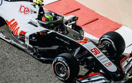 Mazepin pilota pela Haas em 2021