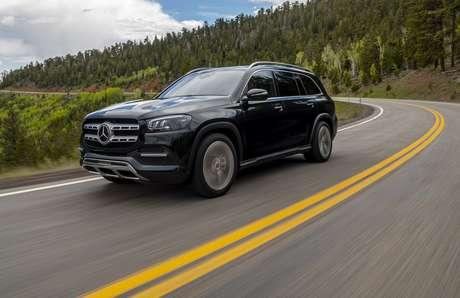 Novo Mercedes-Benz GLS 450: maior e mais luxuoso SUV da marca alemã.