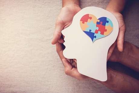 Ter saúde mental é fundamental, porque é através da mente que experimentamos o mundo