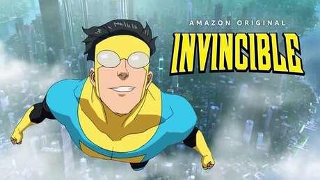 'Invincible', série animada criada por Robert Kirkman, estreia globalmente  no Amazon Prime Video em 26 de março