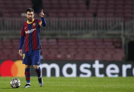 Lionel Messi pode deixar o Barcelona ao final da atual temporada