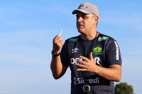 Marcelo Chamusca teve campanha de destaque no Cuiabá em 2020 (Foto: Divulgação/Cuiabá)