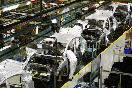 Fábrica da Honda em Sumaré: paralisações por falta de circuitos eletrônicos.