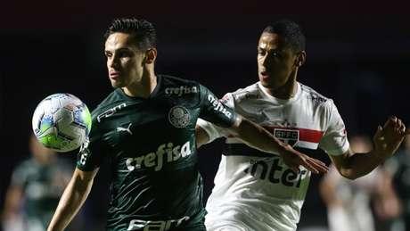 Choque-Rei terminou igualado (Foto: Divulgação / Palmeiras)
