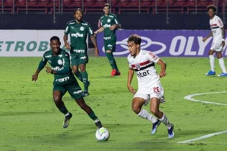 Palmeiras empata no fim e encerra sonho de título do São Paulo