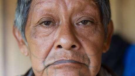 Aruká, último guerreiro do povo Juma, morreu na quarta-feira (17) em decorrência da covid-19