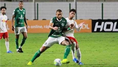 Goiás e Bragantino empatam sem gols e time esmeraldino é rebaixado