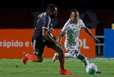 Botafogo e São Paulo duelam pelo Brasileirão (Foto: Vitor Silva/Botafogo)