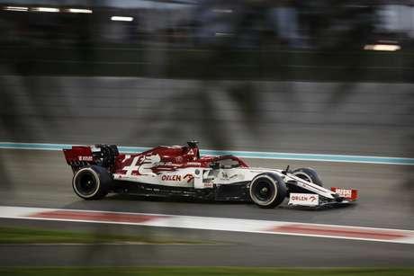 12 – Kimi Räikkönen (Alfa Romeo) – 4.62 – O melhor entre aqueles sem muitas chances. (