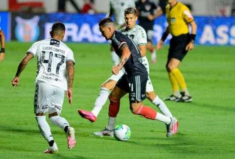 No primeiro turno, o São Paulo venceu o Botafogo por 3 a 0 (RENATO GIZZI/PHOTO PREMIUM)