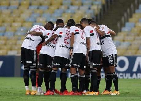 São Paulo quer vencer para se garantir na fase de grupos da Libertadores (Foto: Rubens Chiri/saopaulofc.net)