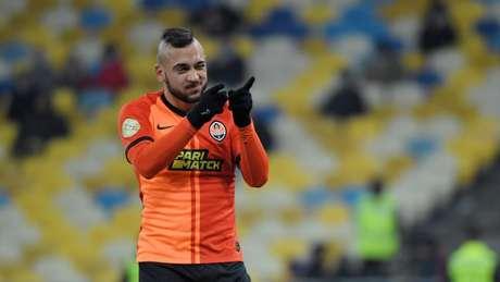 Maycon foi fundamental na última vitória do Shakhtar pelo Campeonato Ucraniano (Divulgação/Shakhtar Donetsk)