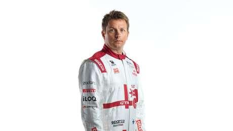 Kimi Räikkönen marcou apenas quatro pontos na última temporada