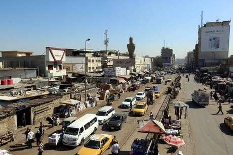 Ataque em Bagdá não resultou em danos