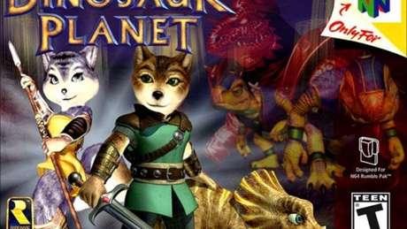 Dinosaur Planet, de NIntendo 64, vaza na web