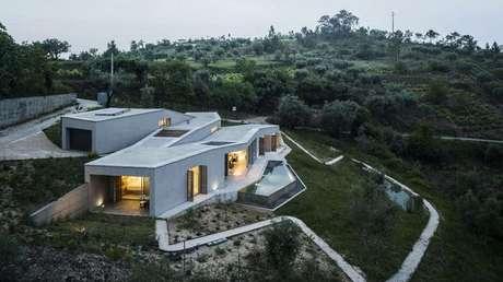 As casas mais extraordinárias do mundo