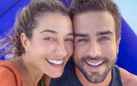 Gabriela Pugliesi e Erasmo se separaram após três anos de casados