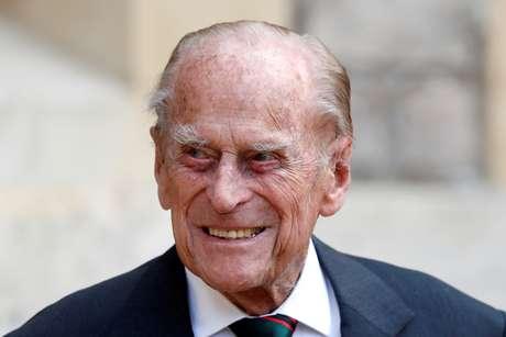 Príncipe britânico Philip em Windsor 22/07/2020 Adrian Dennis/Pool via REUTERS