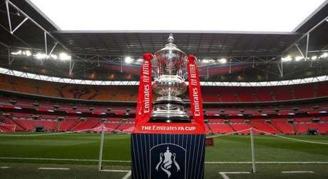 Copa da Inglaterra pode contar com presença do público no Wembley (Foto: AFP)