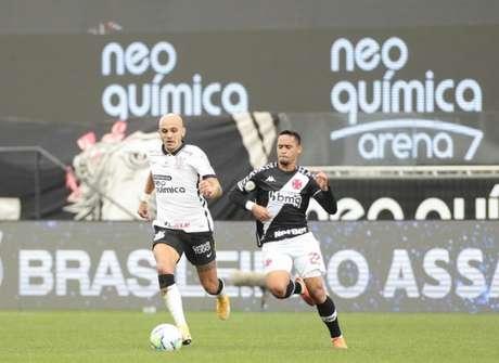 Empate em 0 a 0 com o Vasco confirmou a campanha ruim do Timão em casa (Foto: Rodrigo Coca/Ag. Corinthians)