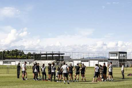 Corinthians definiu a lista de jogadores que disputará a Libertadores (Foto: Rodrigo Gazzanel/Ag. Corinthians)