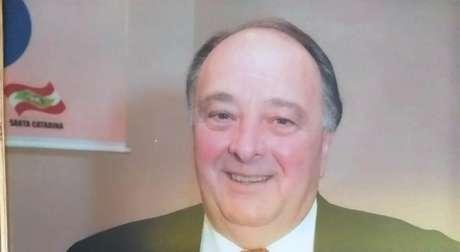 Morello foi mandatário do clube em 1984 (Reprodução/Arquivo Pessoal)