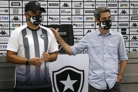 Marcelo Chamusca é o novo treinador do Botafogo para a temporada 2021 (Foto: Vítor Silva/BFR)