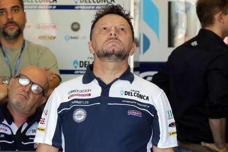 O ex-motociclista Fausto Gresini tinha 60 anos de idade