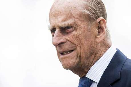 Príncipe Philip foi internado em 17 de fevereiro após um mal estar