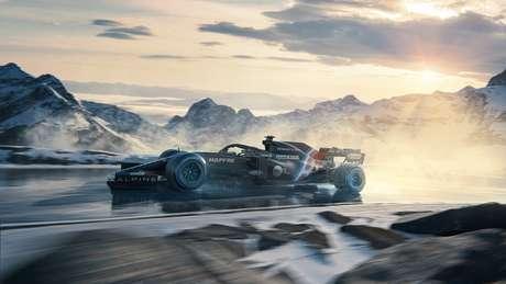 A Alpine apresentou seu primeiro layout para seu novo ciclo na Fórmula 1 em 2021