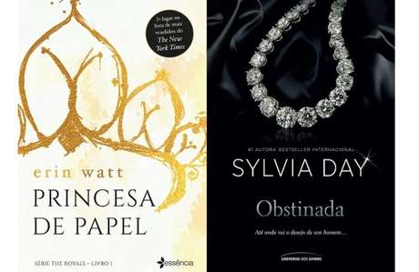 Princesa de Papel e Obstinada