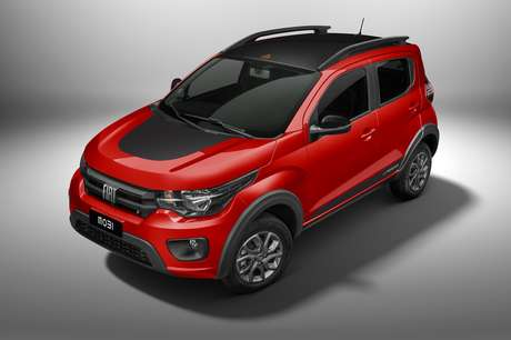 Fiat Mobi Trekking: versão mais cara do modelo custa R$ 53.042.