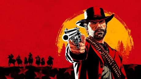 Arthur Morgan em Red Dead Redemption 2