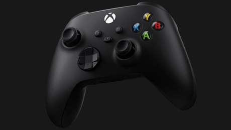 Controle do Xbox Series X|S