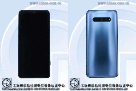 Possível Xiaomi Black Shark 4 (PSR-A0) (
