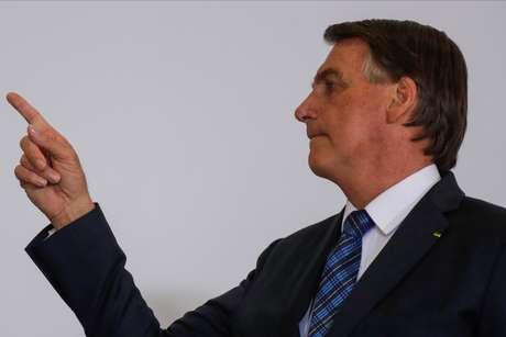 Presidente Jair Bolsonaro  23/02/2021 REUTERS/Ueslei Marcelino