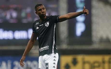 Kanu em ação pelo Botafogo (Foto: Vítor Silva/Botafogo)
