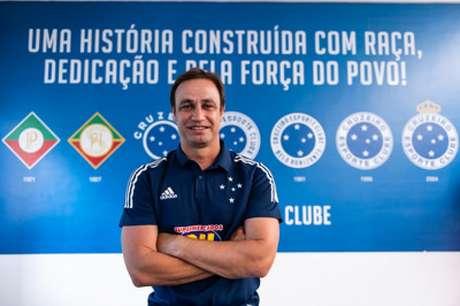 Conceição agora é 100% vinculado ao Cruzeiro com o fim da dívida com o Guarani-(Bruno Haddad/Cruzeiro)